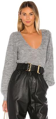 L'Academie Rosette Sweater