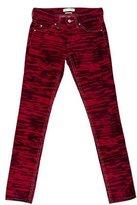 Etoile Isabel Marant Corduroy Skinny Pants