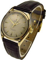 Rolex Rolex Oyster Perpetual 14k Gold Semi Bubble Back 6084