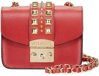 Mario Valentino Valentino By Fleurette Palmellato Leather Crossbody Bag
