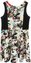 JCPenney Marmellata Floral Skater Dress - Girls 7-16