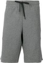 Versace Medusa patch shorts - men - Cotton - 4