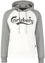 Carlsberg Sweatshirt Grigio Melange/panna