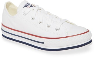 Converse Chuck Taylor(R) All Star(R) Low Top Platform Sneaker