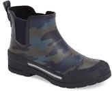 Western Chief Boy's Classic Ex Camo Chelsea Rain Boot
