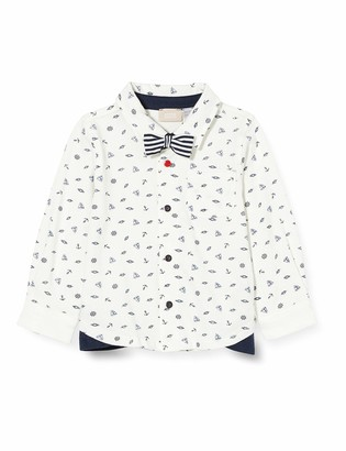 Chicco Baby Boys' Camicia Maniche Lunghe Long Sleeved Shirt