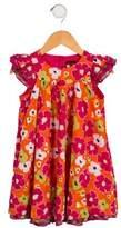 Catimini Girls' Printed Short Sleeve Dress w/ Tags