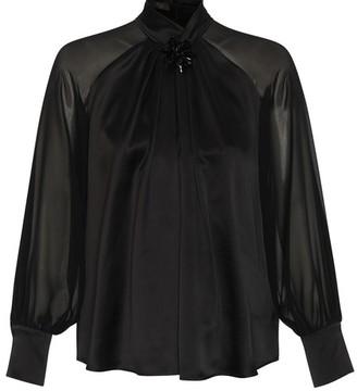 Max Mara Enna blouse