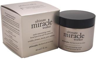 philosophy 2Oz Ultimate Miracle Worker Multi-Rejuvenating Cream Spf 30