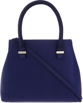 Victoria Beckham Quincy buffalo leather tote
