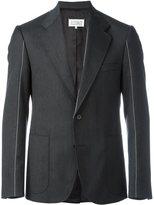 Maison Margiela stitch detail blazer