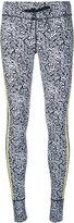 The Upside Ditsy print leggings - women - Polyamide/Spandex/Elastane - XS