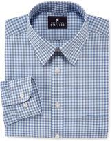 STAFFORD Stafford Long-Sleeve Travel Performance Broadcloth Dress Shirt