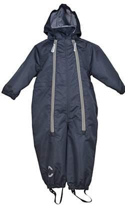 Mikk-Line Baby Boys' Sommer-Regenanzug (5000) Rain Jacket, Blue Nights 287
