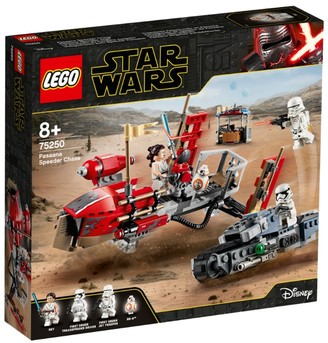 Lego Star Wars Pasaana Speed Chase