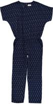 Simple Aditi Ikat Print Jumpsuit
