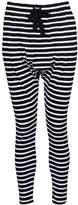 DECJUBA Luxe Stripe Drop Crotch Pant