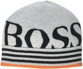 HUGO BOSS City Essential Boss Hat (Kid) - Gris/Noir - 54