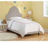Skyline Furniture Kids Premier Platinum Arched Bed