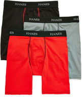 Hanes 3-pk. Xtemp Performance Underwear - Boys 6-20