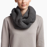James Perse Cashmere Fluffy Infinity Scarf