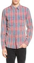 Current/Elliott Men's Classic Fit Jacquard Sport Shirt