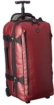 Victorinox VX Touring Coated Wheeled Medium Duffel (Beetroot) Duffel Bags