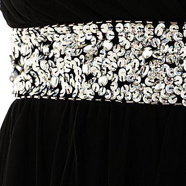 My Michelle High-Low Corkscrew Dress