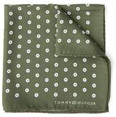 Tommy Hilfiger Tailored Collection Micro Print Pocket Square
