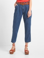 Gap High rise TENCEL denim trousers