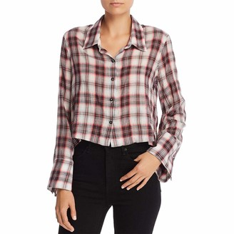 Splendid Women's Plaid top