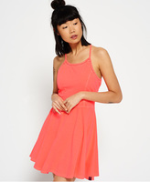 Superdry Cali Dream Ladder Lace Dress