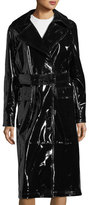 Tom Ford Patent Leather Trench Coat