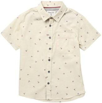 Sovereign Code Frazzle Short Sleeve Shirt