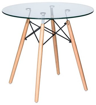 Round Glass Dining Room Tables Shop The World S Largest Collection Of Fashion Shopstyle