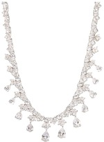Kenneth Jay Lane CZ By KN103 CLSI (Clear CZ/Rhod Plate) - Jewelry