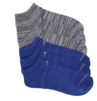 adidas Superlite Climalite Kids' No Show Socks - 6 Pack