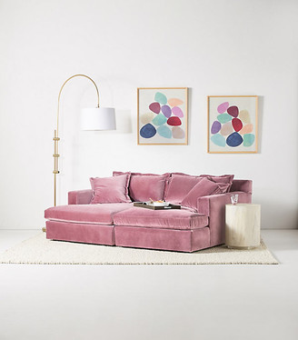 Anthropologie Katina Chaise By in Assorted