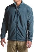 White Sierra Mountain II Fleece Jacket (For Big Men)