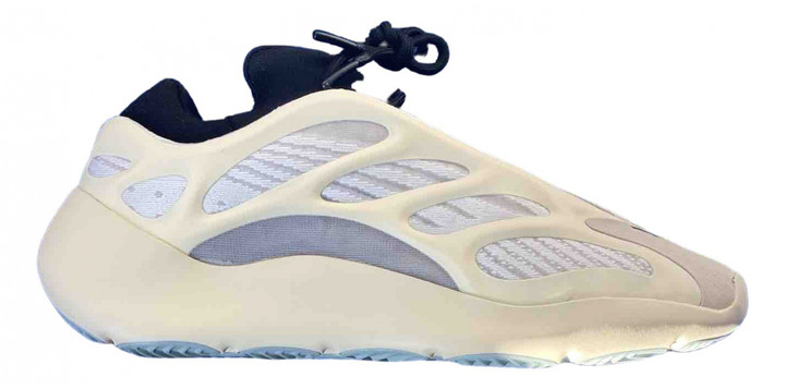 Yeezy X Adidas Boost 700 V3 Beige Rubber Trainers