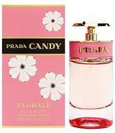 Prada Candy Florale Eau De Toilette Spray, 1.7 Ounce by