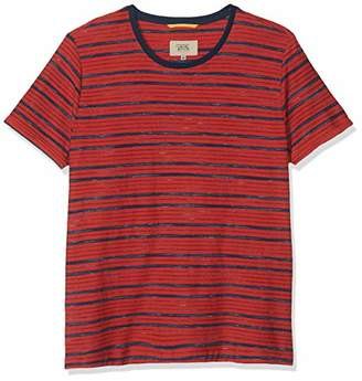 Camel Active Men's T-Shirt 1/2 RoundneckX-Large