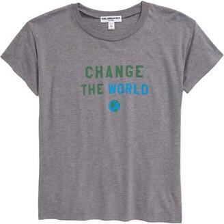 Sub Urban Riot Kids' Change the World Graphic Tee