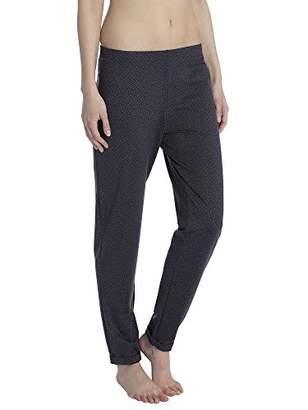 Calida Women's Favourites Trend 2 Pyjama Bottoms, Black Cherry 227, S