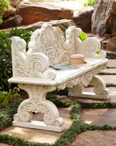 """Horchow """"Delicate"""" Bench"""