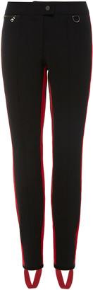 Erin Snow Zuma Striped Shell Ski Pants