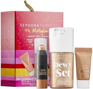 Sephora Favorites Mini Mistleglow Highlight Set