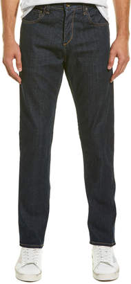 Rag & Bone Straight Leg Heritage Navy Classic Fit Jean