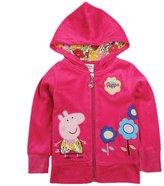 Nova Peppa Pig Beautiful Peppa Pig Girl Spring Autumn New Hoody Jacket
