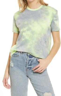 CODEXMODE Tie Dye T-Shirt
